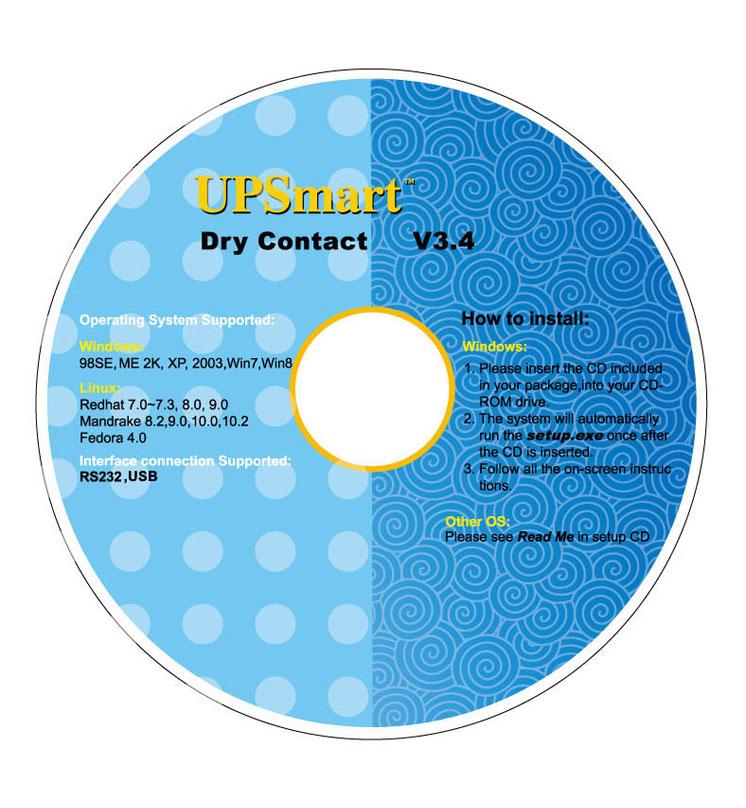 UPSmart Dry Contact V3.4