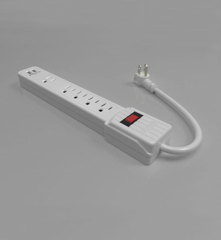 Power Strip (PS5A2U-1)